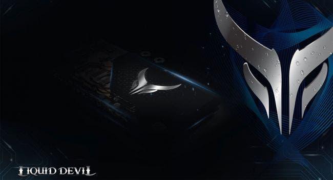 PowerColor prepara la Liquid Devil, una Radeon RX 5700XT con refrigeración líquida 1