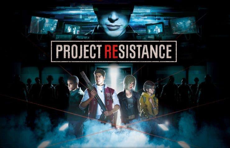 Project Resistance llegará incluido con Resident Evil 3 8