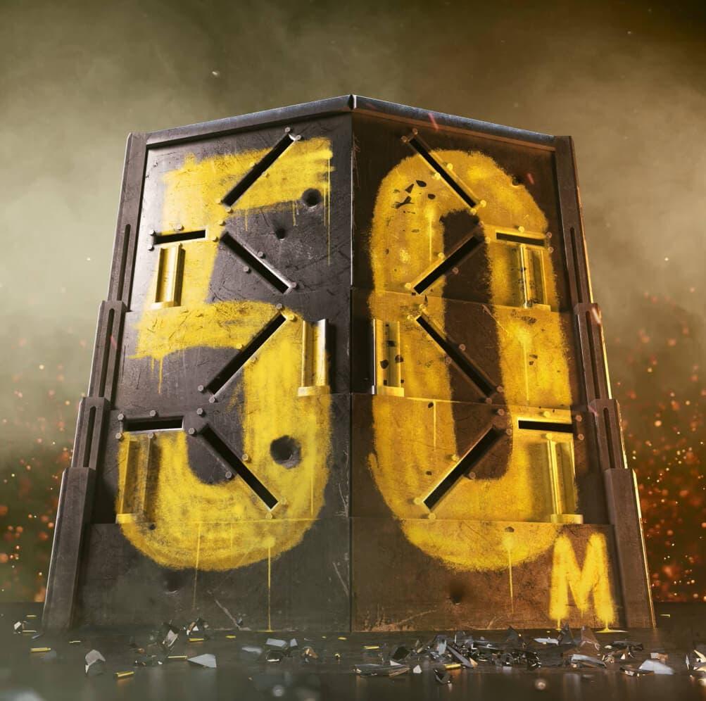 Rainbow Six Siege supera los 50 millones de jugadores y se acerca a su nueva temporada 2