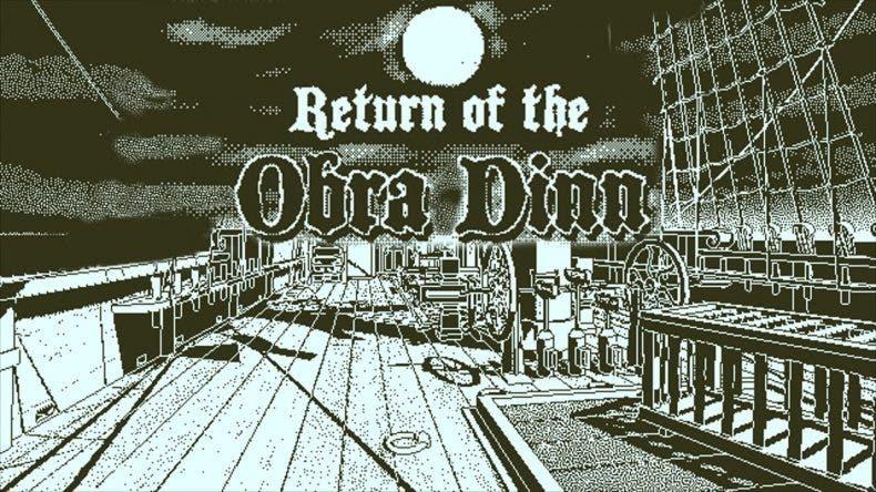 Return of the Obra Dinn llegará a Xbox One en otoño 1