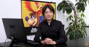 Sakurai recomienda jugar a Banjo & Kazooie en Xbox durante el Nintendo Direct 5