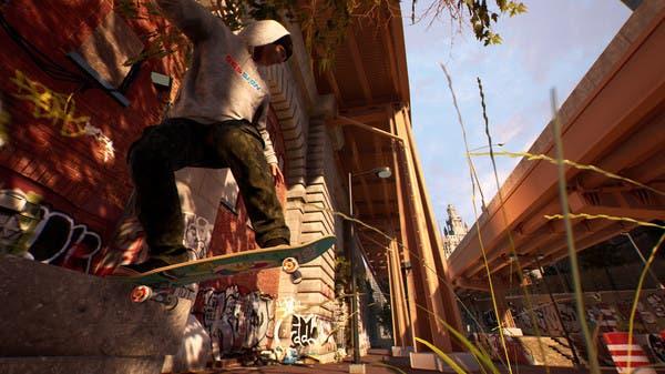 El juego de skateboarding SESSION llegará a Xbox One en primavera 12