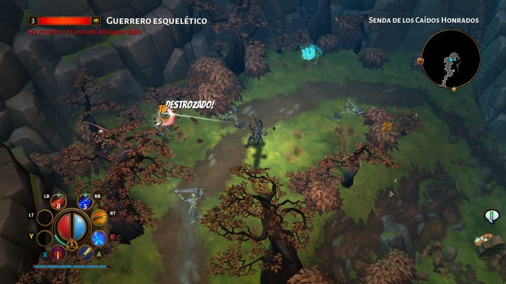 Análisis de Torchlight II - Xbox One 1