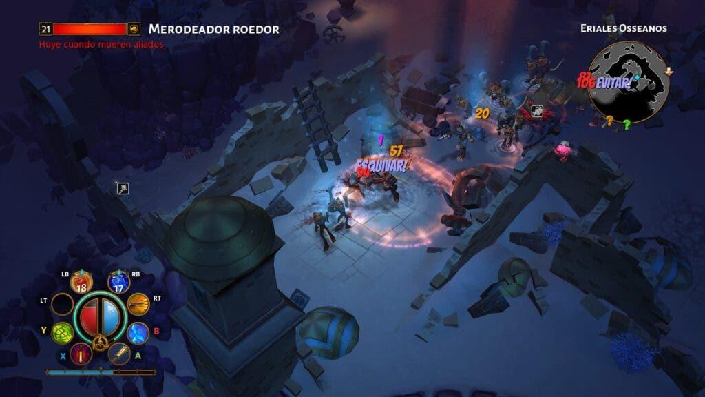 Análisis de Torchlight II - Xbox One 2