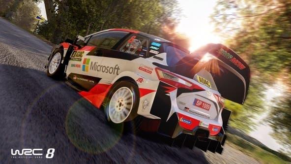 Análisis de WRC 8 FIA World Rally Championship - Xbox One 1
