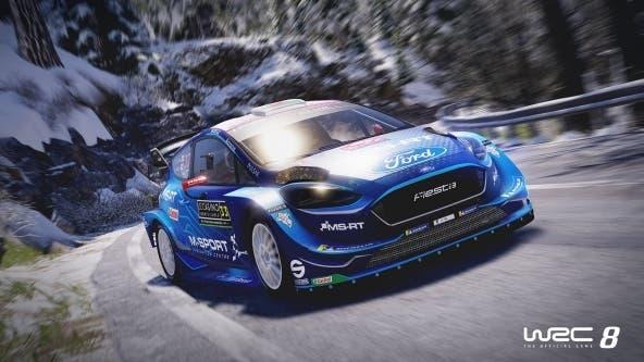 Análisis de WRC 8 FIA World Rally Championship - Xbox One 2