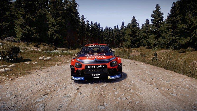 Análisis de WRC 8 FIA World Rally Championship - Xbox One 4
