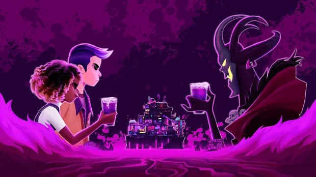 Afterparty ya se encuentra disponible en Xbox Game Pass 2