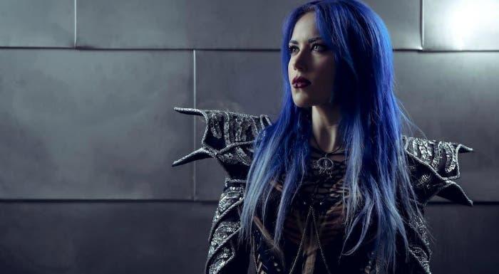 Alissa White-Gluz, cantante de Arch Enemy, se suma a Gears 5 1