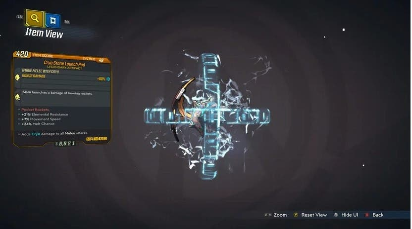 Descubre todas las armas legendarias de Borderlands 3 10