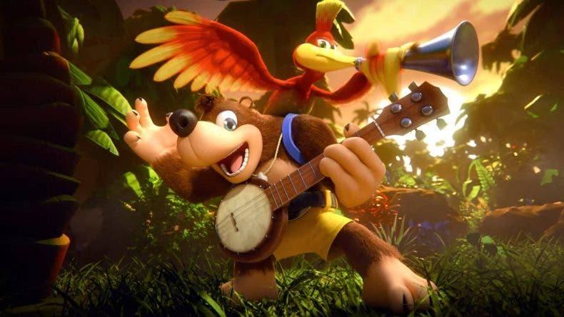 Un empleado de Rare podría haber dado pistas de un nuevo Banjo-Kazooie 1