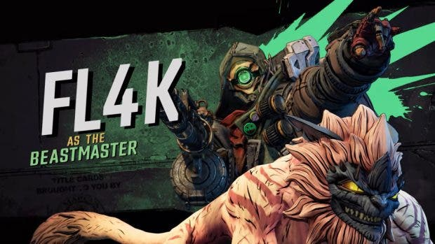 Guía de Borderlands 3: cómo crear la build de Fl4k 2