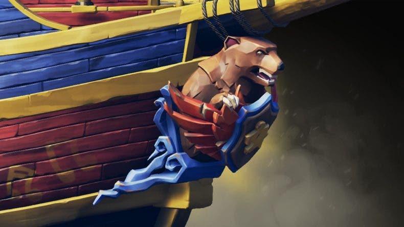 Así se desbloquea el barco inspirado en Banjo-Kazooie de Sea of Thieves 1