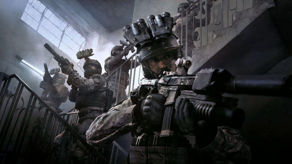 Comparativa Call of duty: Modern Warfare en Xbox One y PS4