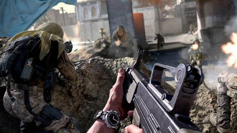 Nueva comparativa de rendimiento de Call of Duty: Modern Warfare en Xbox One y PS4 1