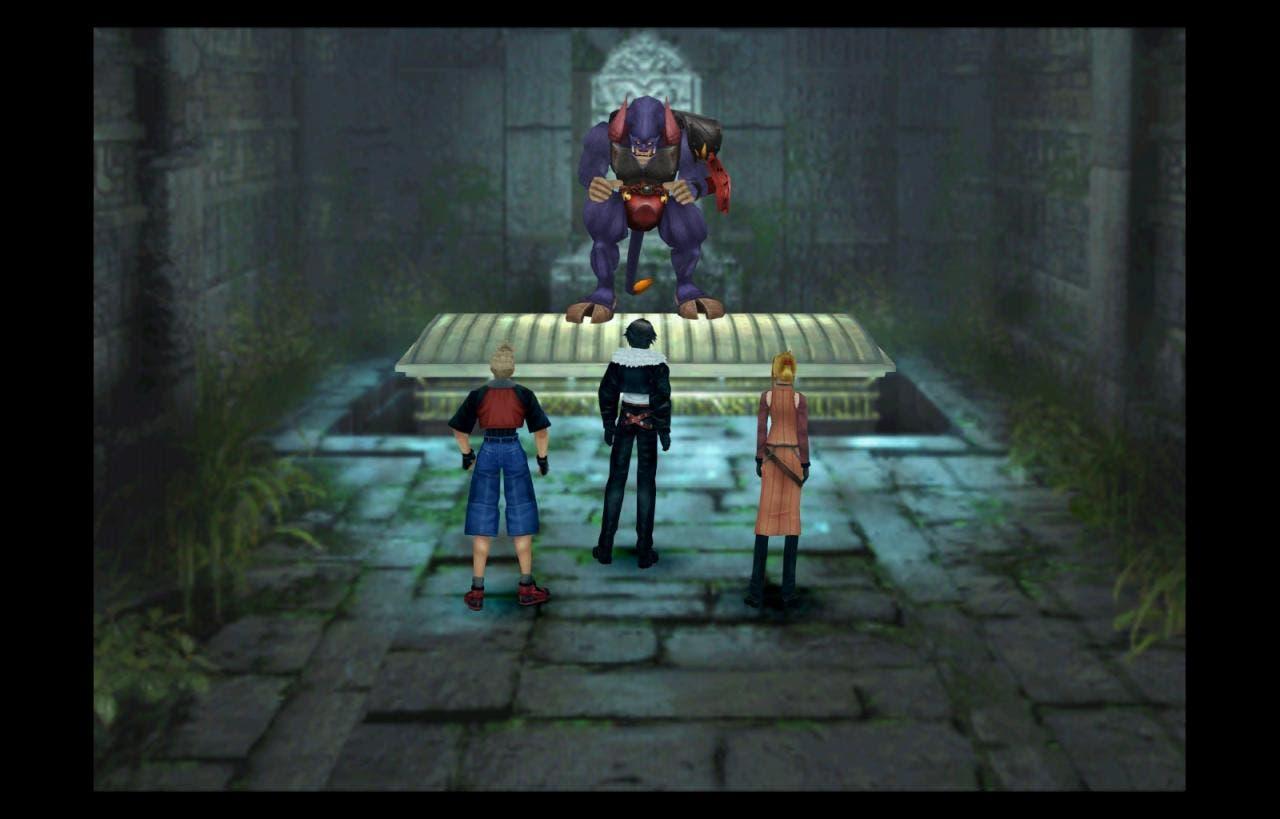 Análisis de Final Fantasy VIII Remastered - Xbox One 3