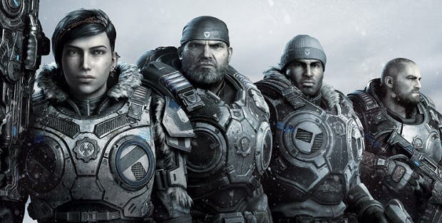 Estas son las nominaciones de Gears 5 para The Game Awards 25