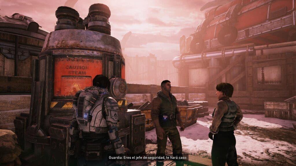 Análisis de Gears 5 - Xbox One 4