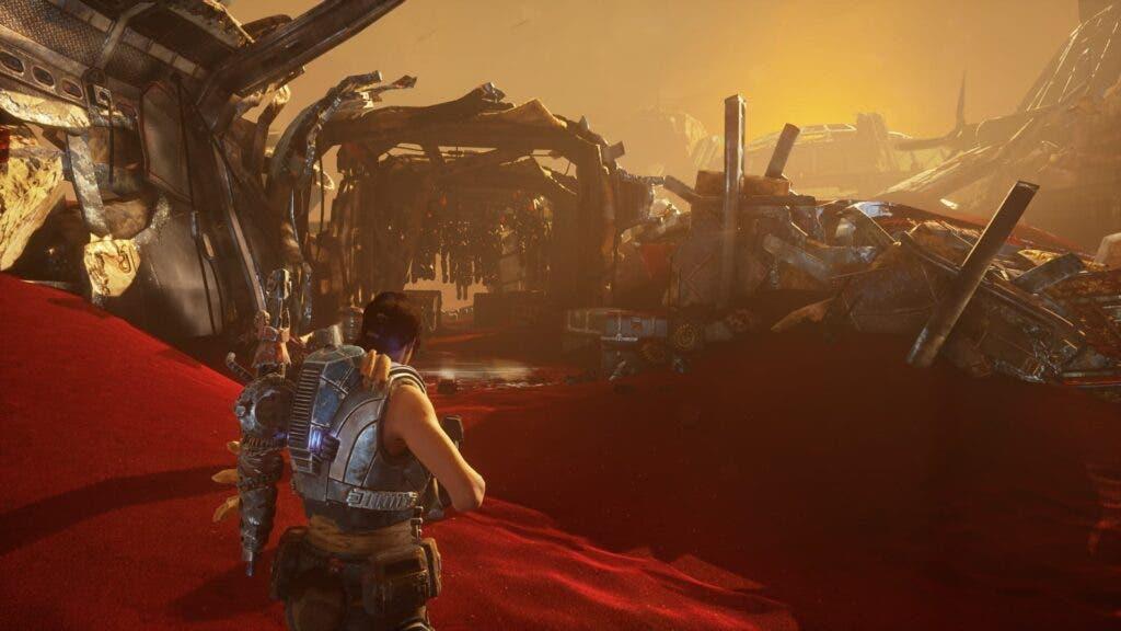 Análisis de Gears 5 - Xbox One 3
