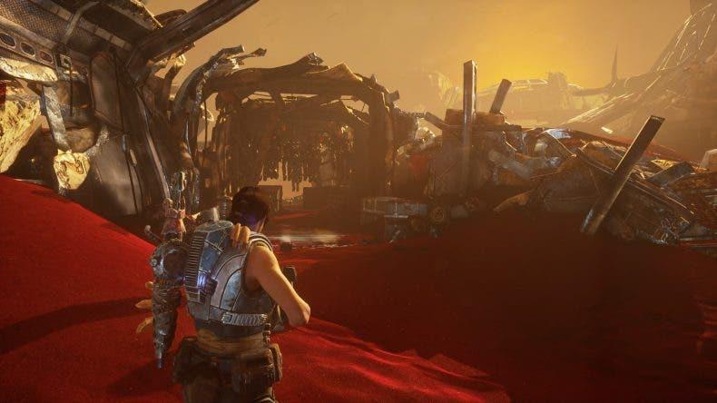 ¿Llegará el modo foto a Gears 5? El jefe de The Coalition lo deja caer 1