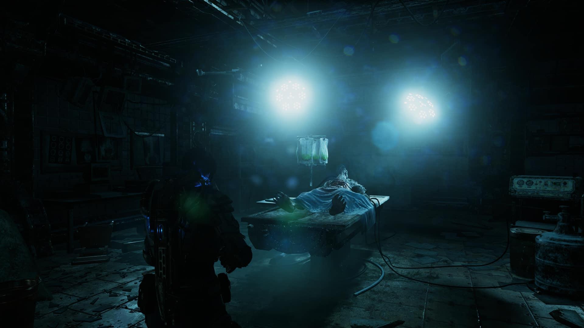 Los creadores de Gears 5 están emocionados del potencial del Ray Tracing en Xbox Scarlett