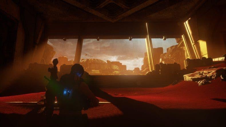 Los creadores de Gears 5 están emocionados del potencial del Ray Tracing en Xbox Scarlett 1