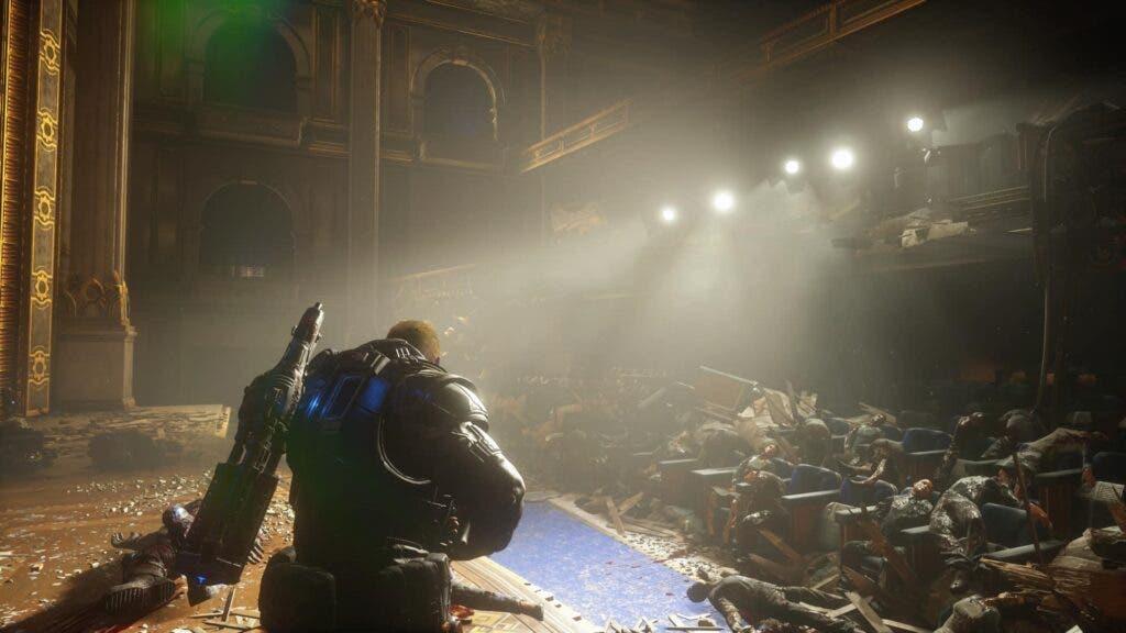 Análisis de Gears 5 - Xbox One 1