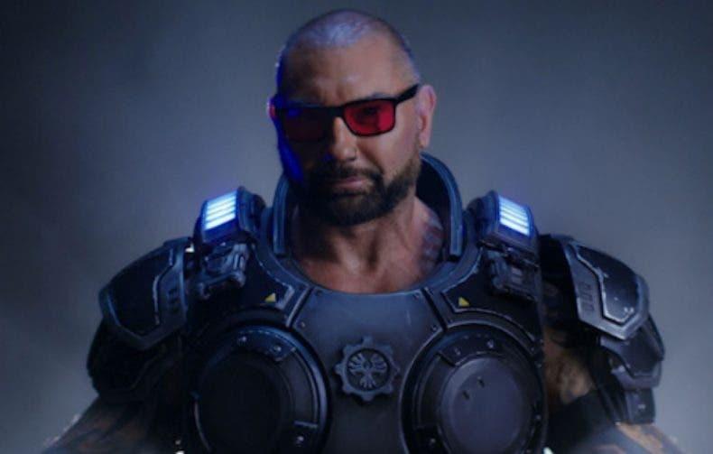 Dave Bautista ya está disponible como personaje jugable en Gears 5 1