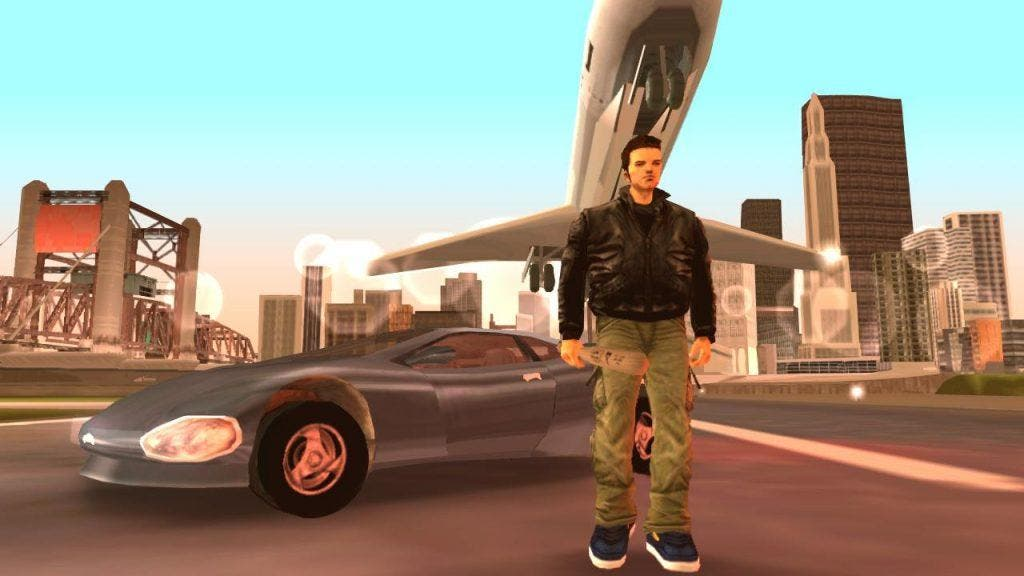 el remake de GTA 3 por el 20º Aniversario de la saga