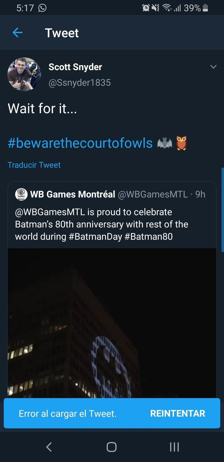 El próximo juego de Batman Arkham contaría con Ra's Al Ghul y la Corte de Búhos como enemigos 3