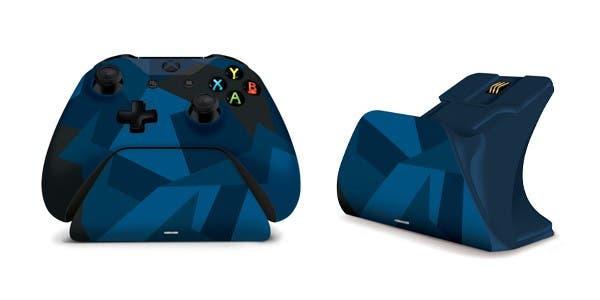 Microsoft presenta su nuevo mando Midnight Forces II Edición Especial 2