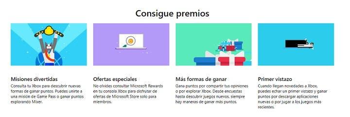 Las mejores recompensas de Microsoft Rewards y cómo conseguirlas 1
