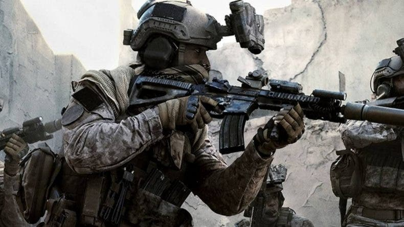 Call of Duty: Modern Warfare tendrá la opción de eliminar todas las notificaciones verdes del menú