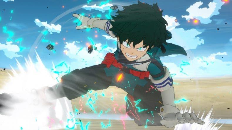 Teaser y primeras imágenes de My Hero One's Justice 2 1