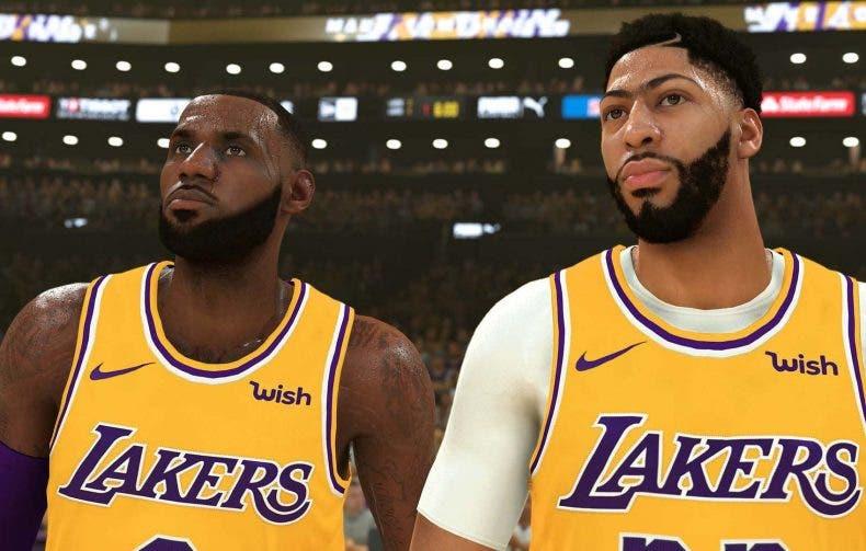NBA 2K21 tendrá 3 atletas en su portada 1