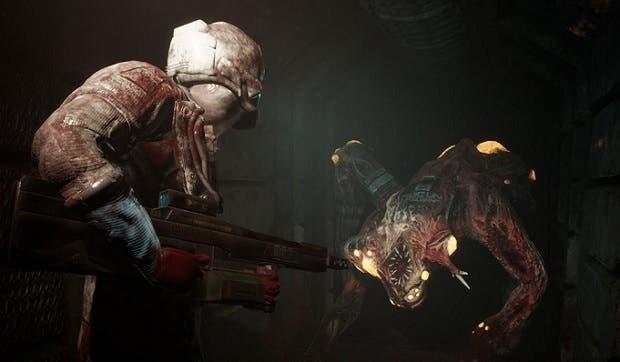 El gameplay de Negative Atmosphere recoge el testigo de Dead Space 1