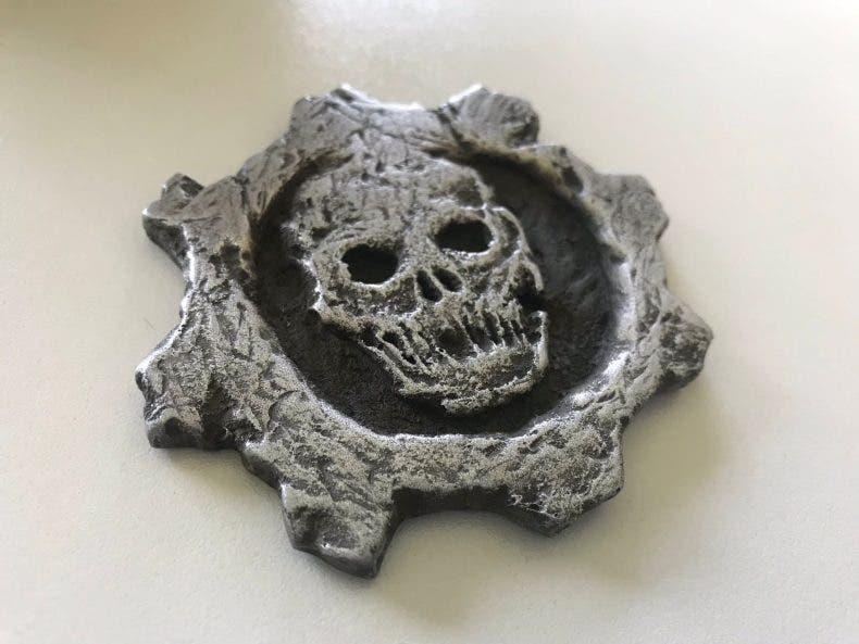 Así se crearon estas piezas de coleccionista de Gears 5 únicas en el mundo 1