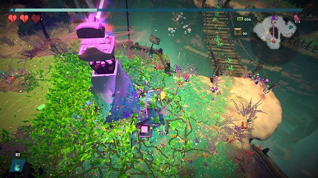 Análisis de RAD – Xbox One 4