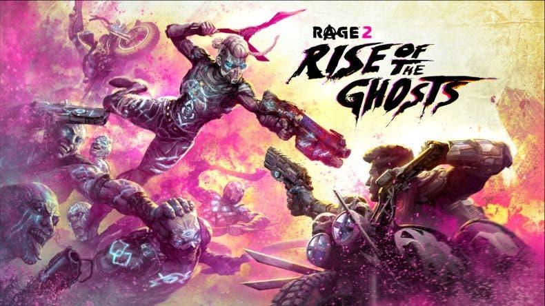 Ya disponible 'El Resurgir de los Fantasmas' de Rage 2, que presenta su tráiler de lanzamiento 1
