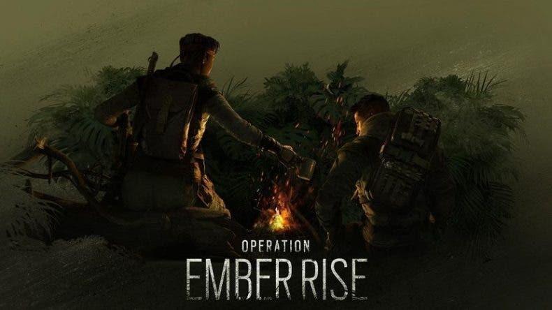 Rainbow Six Siege: Operación Ember Rise ya disponible 1