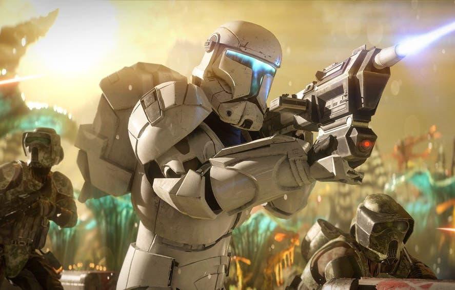 Se exponen las mejoras gráficas de Star Wars Battlefront II desde su lanzamiento en un vídeo comparativo 5