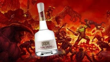 Así es el curioso vodka hecho con huesos de DOOM 15