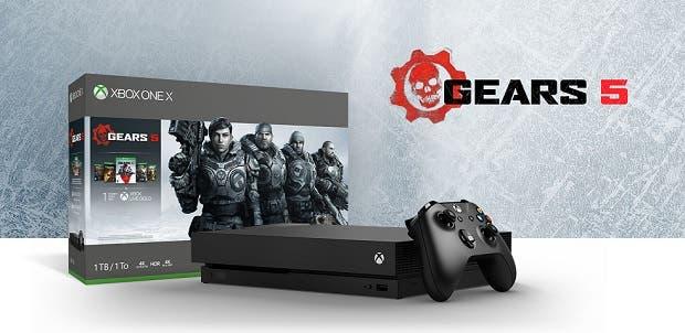 5 ofertas en packs de Xbox One X del Black Friday que queremos 5
