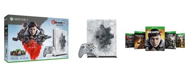 Los jugadores de Gears 5 recibirán compensaciones por los problemas del acceso anticipado