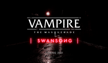 Anunciado Vampire: The Masquerade - Swansong, un nuevo RPG de los creadores de The Council 19