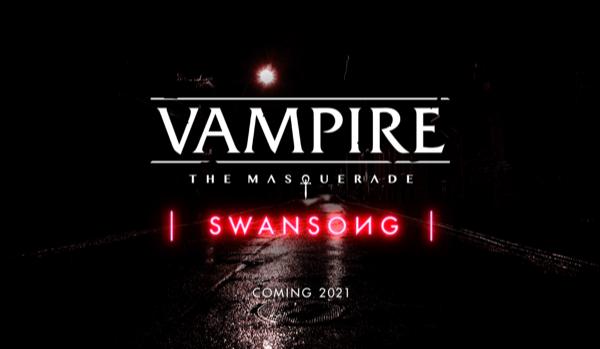 Anunciado Vampire: The Masquerade - Swansong, un nuevo RPG de los creadores de The Council 1
