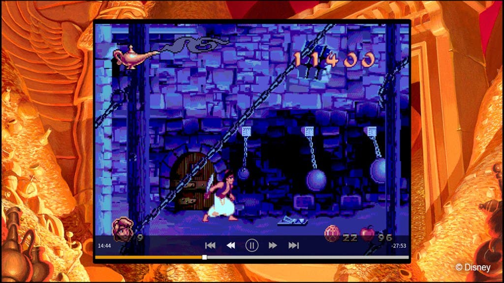 Disney Classic Games - El Rey León