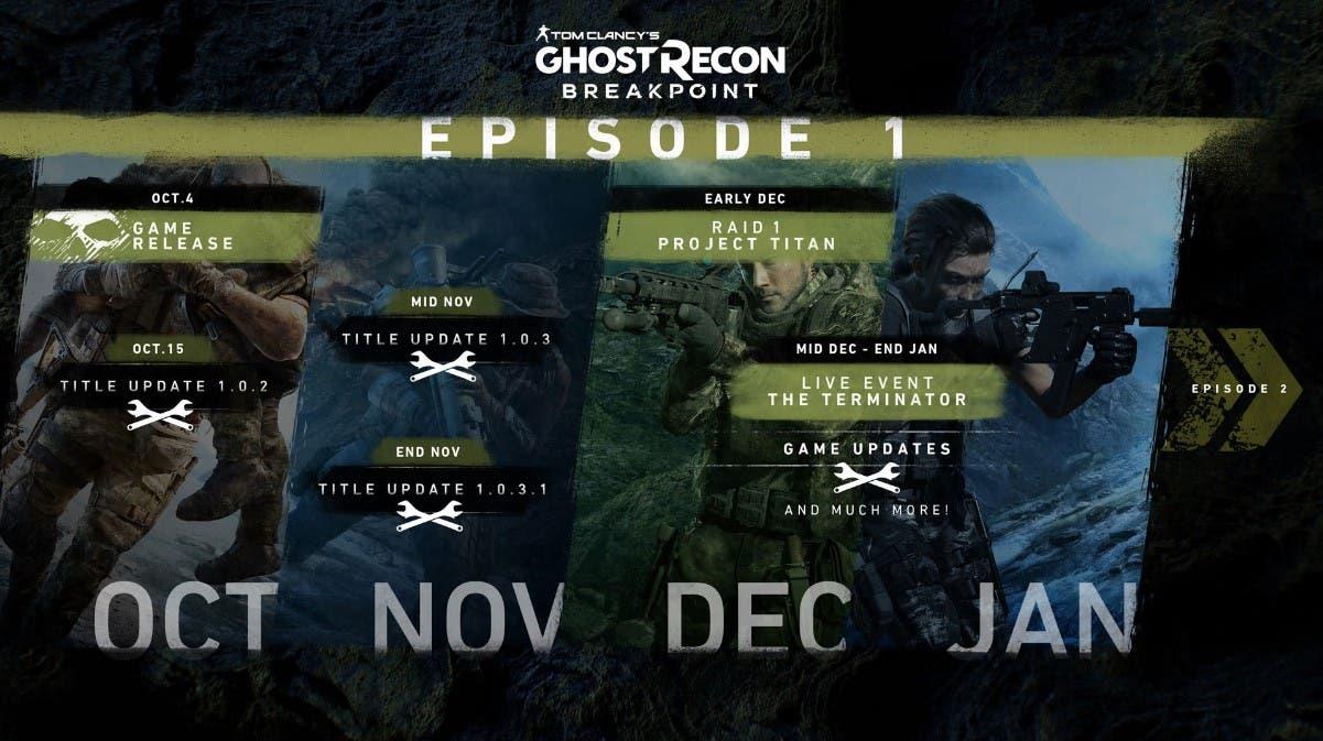 Este es el plan de Ubisoft para salvar Ghost Recon: Breakpoint 2