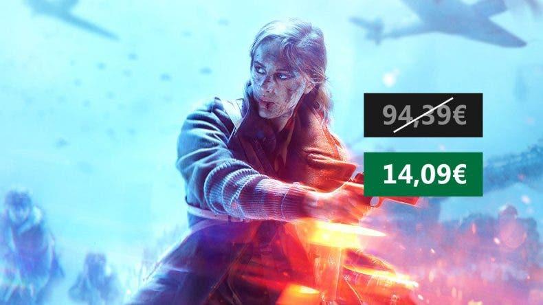 Battlefield V Deluxe Edition (Xbox One) por 14,09 € 1