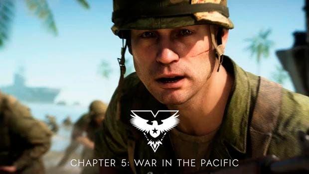 Battlefield V llevará las batallas al Pacífico con War in the Pacific esta misma semana 1